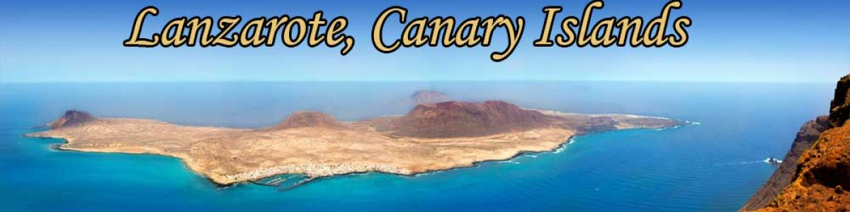 Day 5 - Lanzarote, Canary Islands