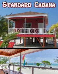 Standard Cabana on Fantasies Island