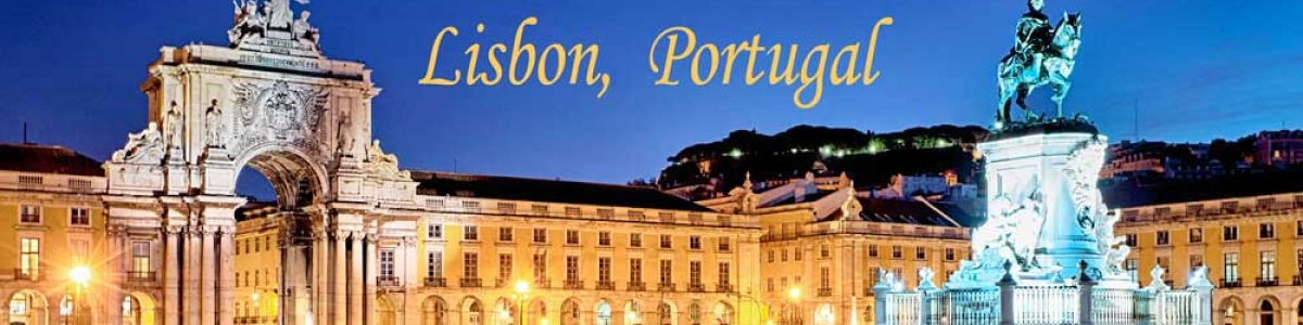 Day 1 - Embark - LISBON, PORTUGAL