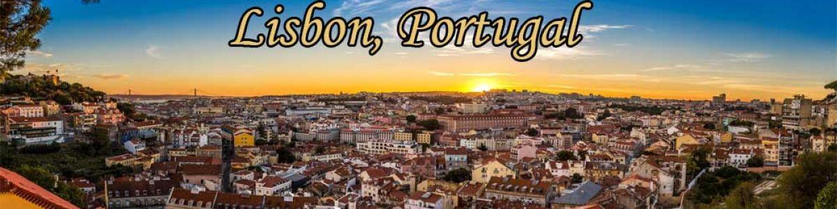 Day 8 & 9  - LISBON, PORTUGAL - Disembark