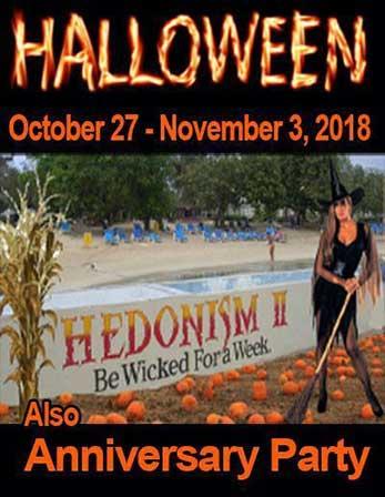 Hedonism Halloween