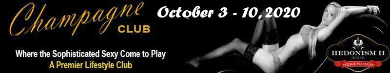 Champagne Club - Oct 3 - 10, 2020