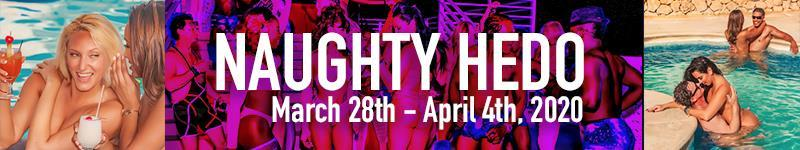 Naughty Hedo: March 28 - April 4, 2020