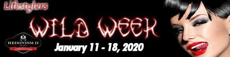 Hedonism II Lifestyle Wild Group Week