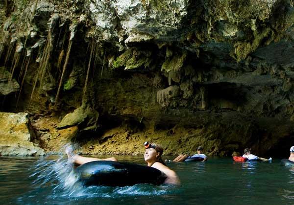 cave tube