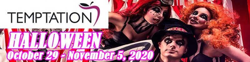 A Socialite Halloween 2020