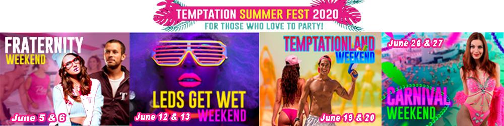 Temptation Summerfest 2020