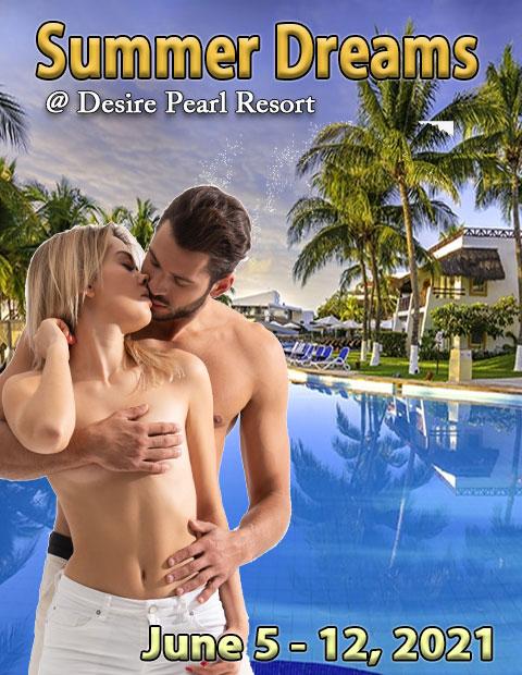summer dreams at Desire Pearl