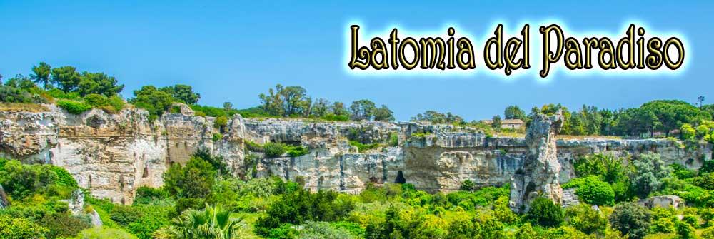 Latomia del Paradiso