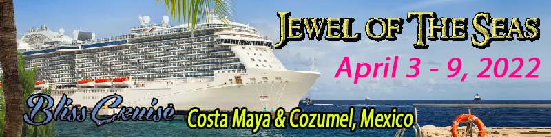Jewel of the Seas  April 3 - 9, 2022