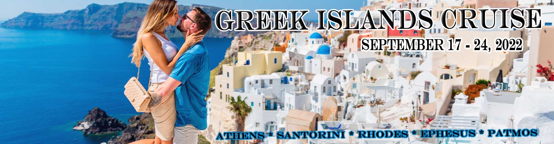 Desire Greek Islands Cruise