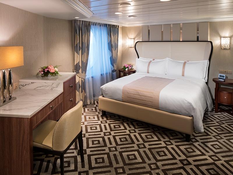 club interior bedroom