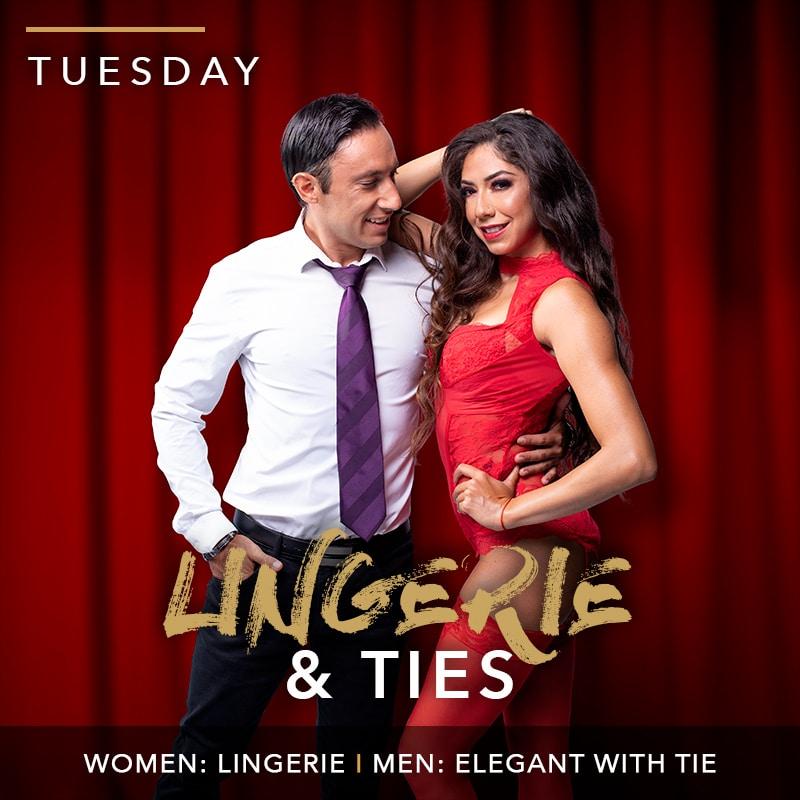 Lingerie Ties