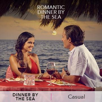 dinner at sea
