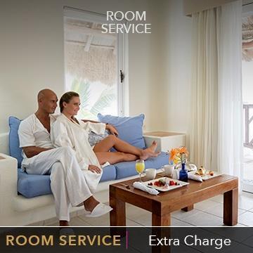 room service en