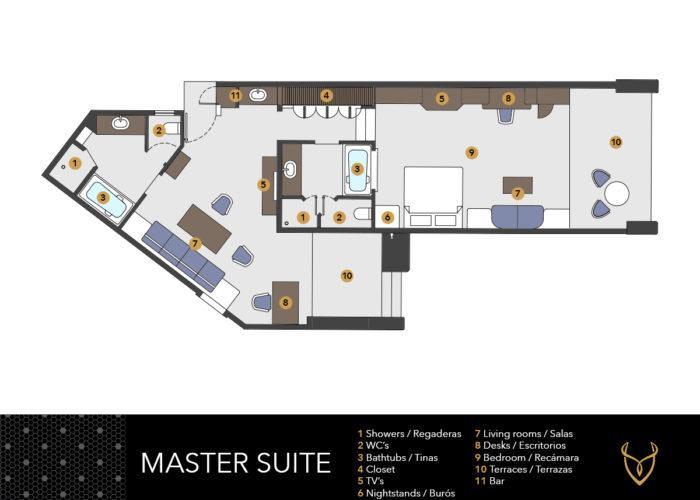 pearl planos master suite