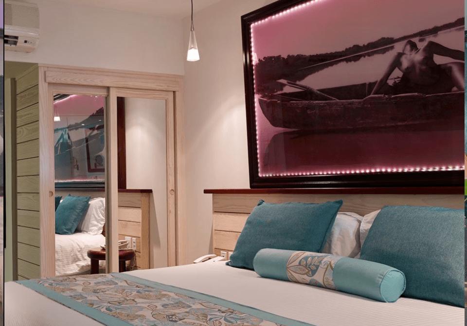 Hedonism premium suites