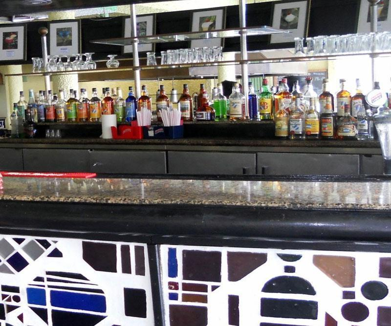 hedoii main bar