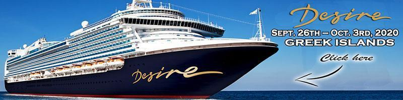 Desire Greek Islands Cruise 2020