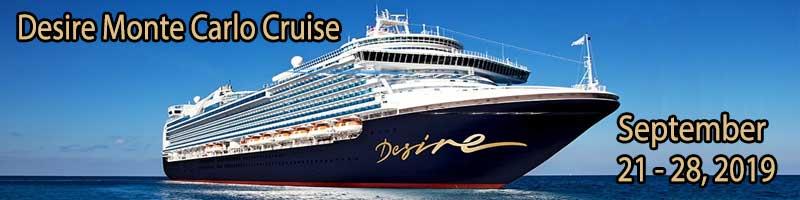 Desire - Mediterranean Cruise – Sept 2019