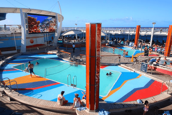 reg cruise deck