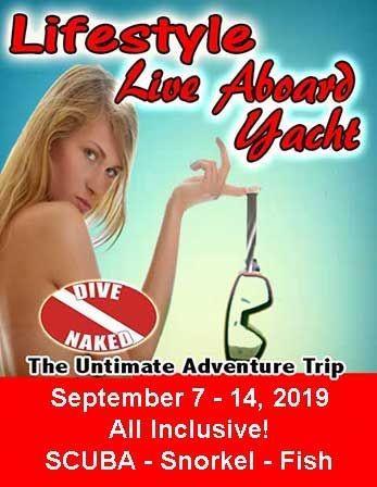 WET Live Aboard Dive Trip